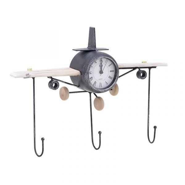 Ρολόι Τοίχου/Κρεμάστρα