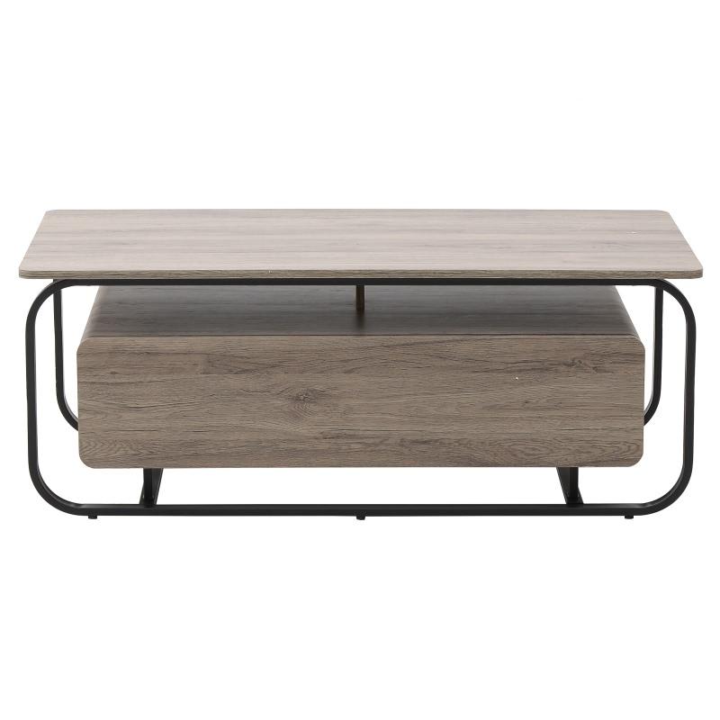 Ξύλινο/Μεταλλικό Τραπέζι