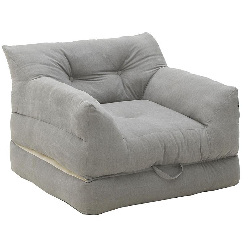 Υφασμάτινη Πολυθρόνα/Κρεβάτι