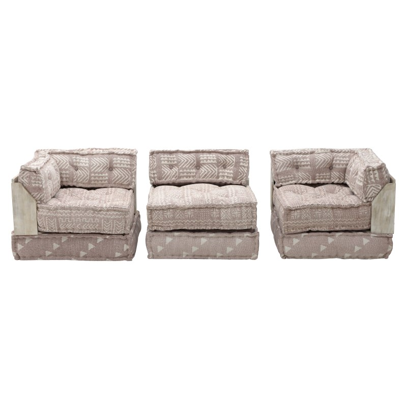 Υφασμάτινος Καναπές