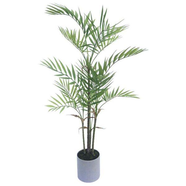 Τεχνητό Φυτό Μπαμπού Πράσινο Σε Γλάστρα Υ106