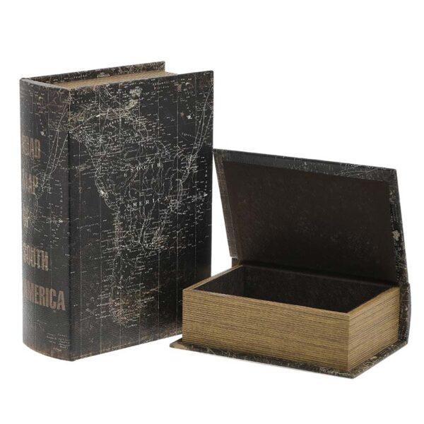 Κουτί/Βιβλίο Σετ Των 2