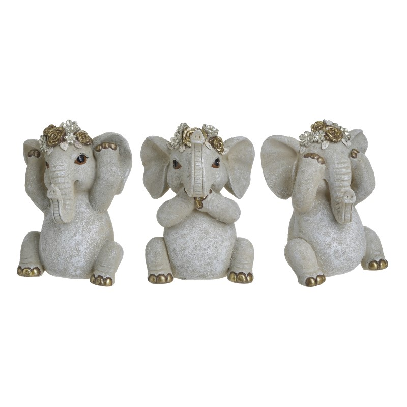 Ελεφαντάκι Σετ Των 3