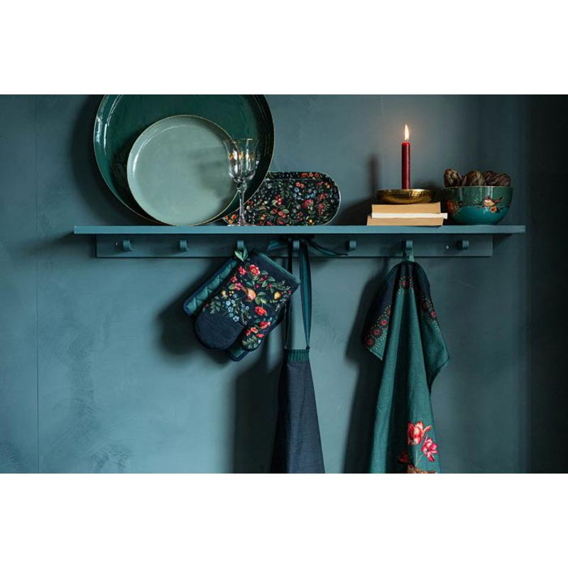 PIP Πετσέτα Τσαγιού 'Winter Wolderland' Green 50x70cm