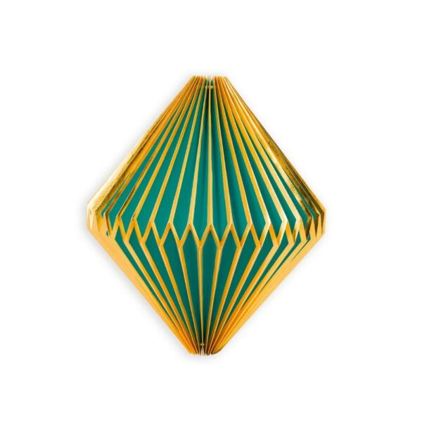 PIP Χριστουγεννιάτικο Στολίδι Πράσινο/ Χρυσό
