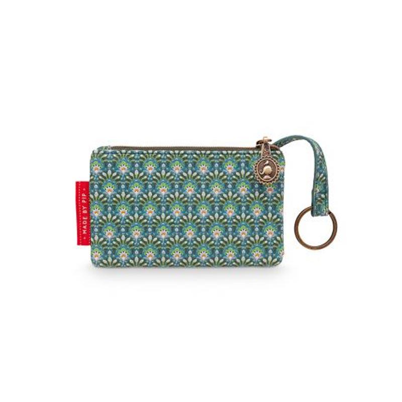 PIP Key Holder 'Rococo' Πράσινο 12x7.5cm