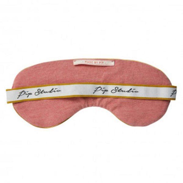 PIP Μάσκα Ύπνου Βισκόζης Ριγέ Ροζ