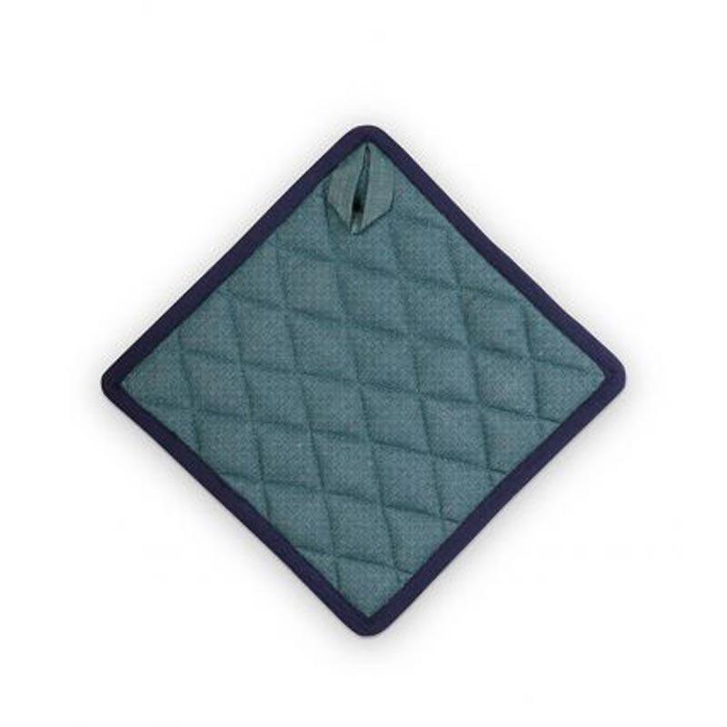 PIP Pot Holder Τετράγωνα 'Winter Wolderland' Dark Blue 22x22cm